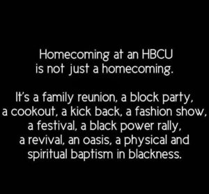 HBCU HOMECOMING